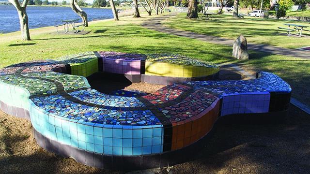 Image of Riverside Park sculpture