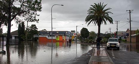 Development in Flood Prone Areas