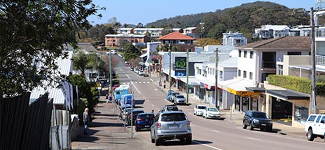 Image of Nelson Bay
