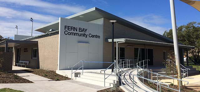 Fern Bay Community Centre