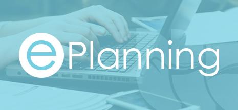 e-Planning logo