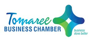 Tomaree Business Chamber logo