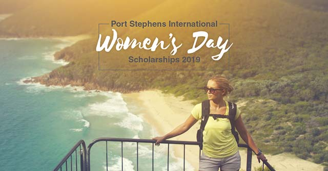 International Womens Day Scholarship 2019