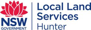 Local land services hunter logo