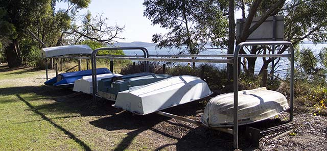 Dinghy bartlette cycleway