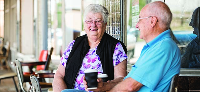 Image of seniors in Port Stephens