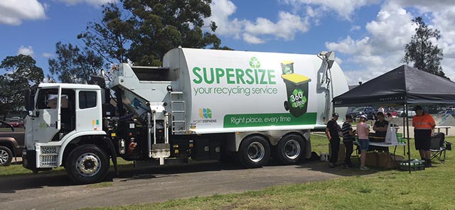 Image of waste education in Port Stephens