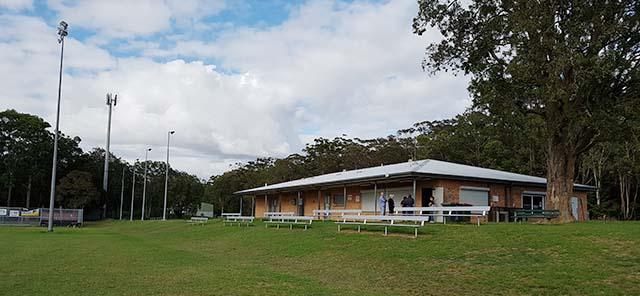 Ferodale Sports Complex 1