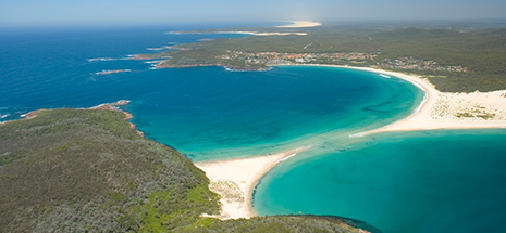 image of the Port Stephens environment