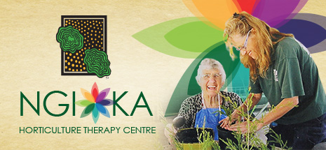 Ngioka Horticulture therapy