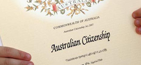 Citizenship ceremonies image