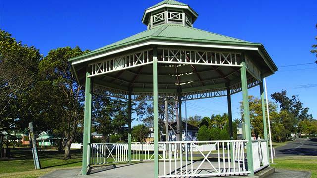 Image of Riverside Park rotunda