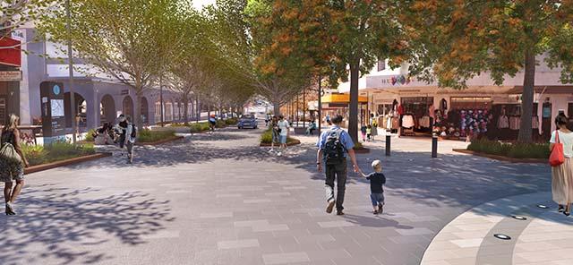 Proposed Stockton street