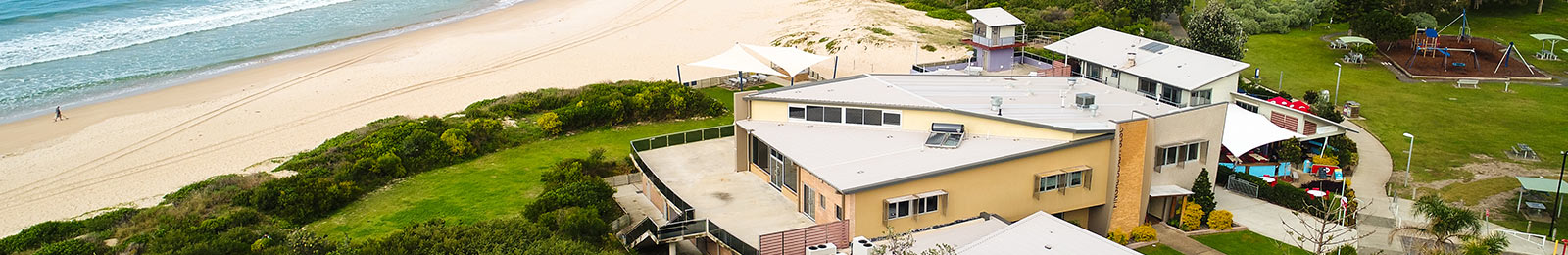 Fingal Beach Surf Lifesaving Club