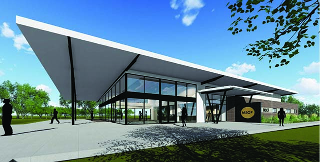 Medowie Sports and Community Facility impression