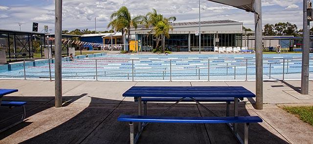 Lakeside pool image 2