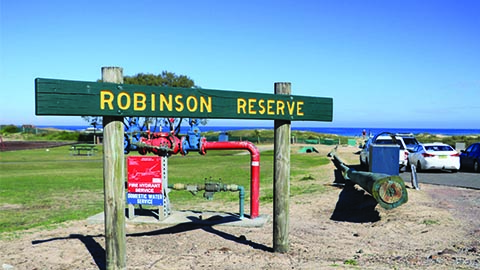 Image of Robinson Reserve