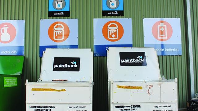 Image of waste at Port Stephens