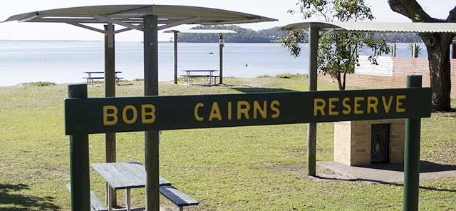 Bob Cairns Resere 1