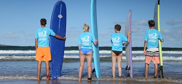 Surf school 2