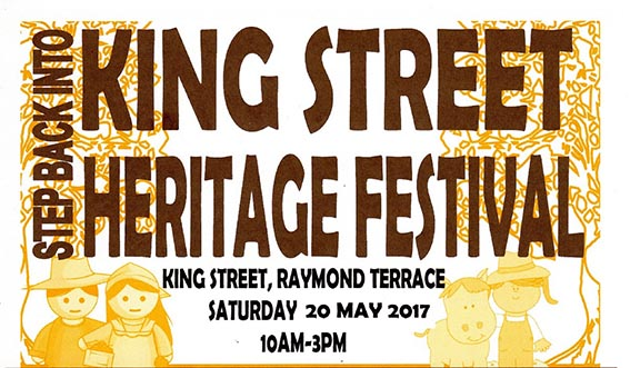 Step Back into King Street