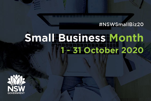 Small business month NSW Government