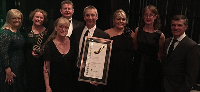 SafeWork NSW Awards 2015