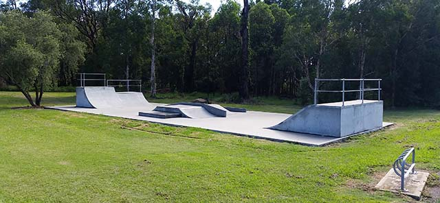 Seaham Skate Park