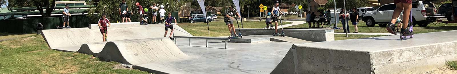 Top image skate parks - Lakeside