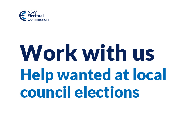 Electoral Commission logo and text: