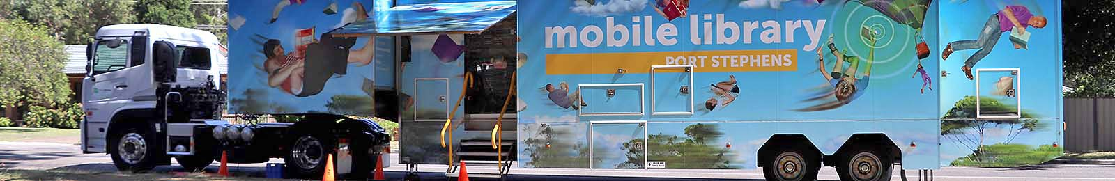 Mobile Library top image