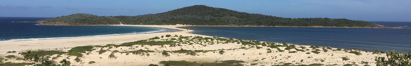 Image of Port Stephens environment