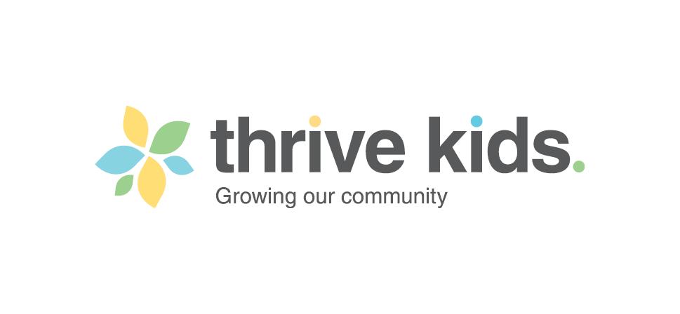 Thrive kids logo