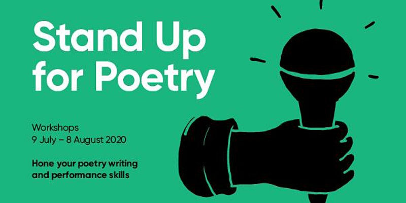 Stand Up for Poetry
