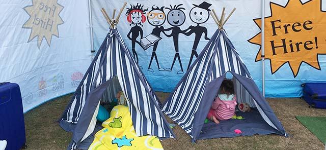 Access tent 3