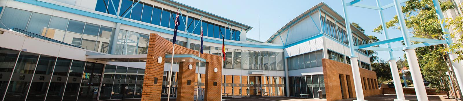 Council Exterior