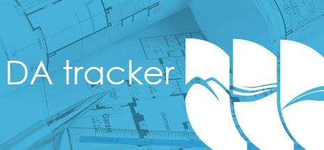 DA tracker logo