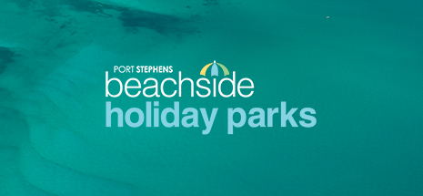 Beachside holiday park tile image