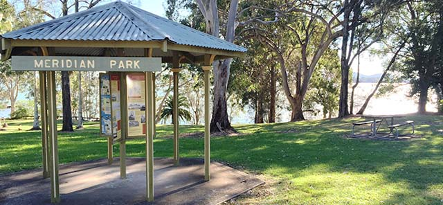 Meridan park image
