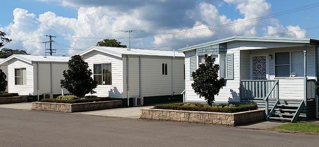 Manufactured Home Estates and Caravan Parks - Port Stephens