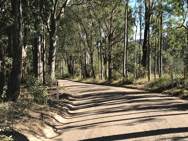 Landscape photo of Duns Creek Road, Duns Creek