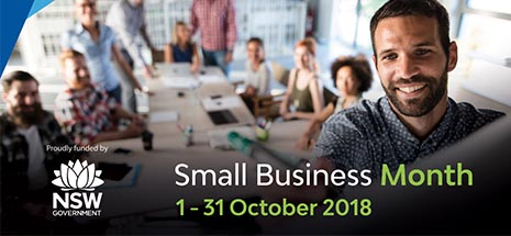 2018 Small Business Month