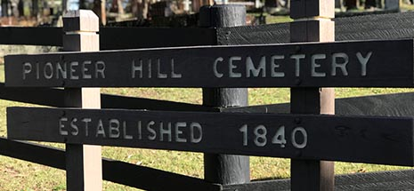 Image of Pioneer Hill Cemetery