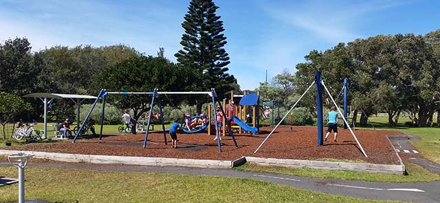 Fingal Bay Playground image