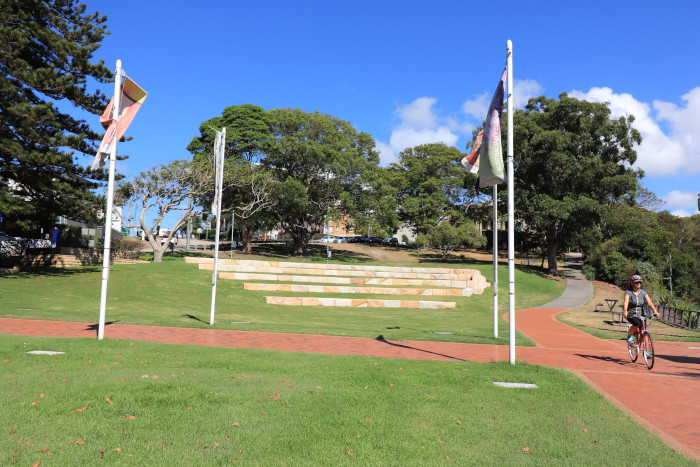 Improvements to Apex Park, Nelson Bay